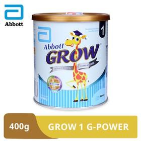 [Hà Nội] Sữa bột Abbott Grow 1 G-Power 400g - GRO016375