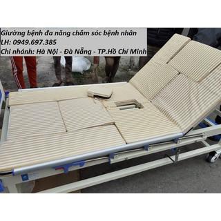 Giường y tế Đa Năng 4 tay quay - G8500 thumbnail