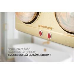 Đèn sưởi phòng tắm SUNHOUSE SHD3812