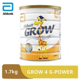 [Hà Nội] Sữa bột Abbott Grow 4 G-Power hương vani 1.7kg - GRO016383