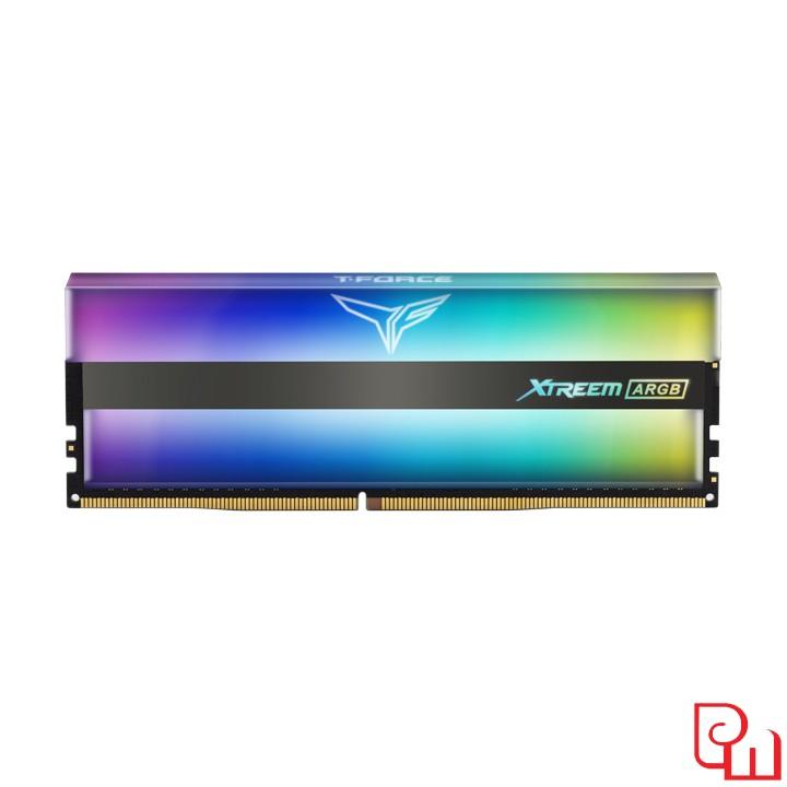Ram Team T-Force XTreem ARGB 16GB - 8GB x 2 DDR4 3600MHz For Led