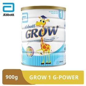 [Hà Nội] Sữa bột Abbott Grow 1 G-Power 900g - GRO016376
