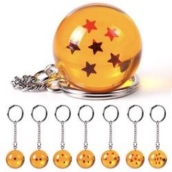 Móc khóa 7 viên ngọc rồng Dragon Ball Z