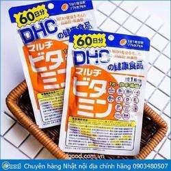 vitamin tổng hợp DHC