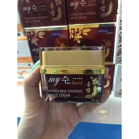 Kem Hồng Sâm Dưỡng Trắng Da My Gold 50 ml - 211