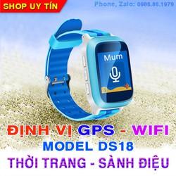 Đồng hồ Định vị Trẻ em DS18
