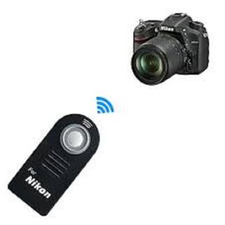 Remote Điều Khiển Từ Xa ML-L3 Cho Máy Ảnh Nikon - Remote ML-L3 Cho Máy Ảnh Nikon thumbnail