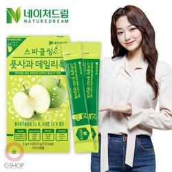 Bột hòa tan giảm cân vị táo Hàn Quốc Nature Daily Tok - CSHOP