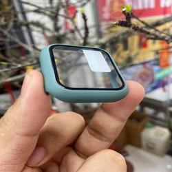 Ốp viền ốp mặt kính bảo vệ đồng hồ thông minh Apple Watch Size 38mm- 40mm-42mm- 44mm