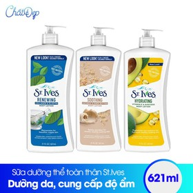 Sữa dưỡng thể toàn thân St.Ives 621ml - MP00330NT.01