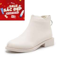 Giày Boot Nữ Mùa Đông Cao Cấp