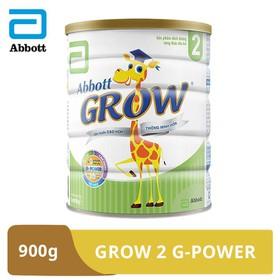 [Hà Nội] Sữa bột Abbott Grow 2 G-Power 900g - GRO016378