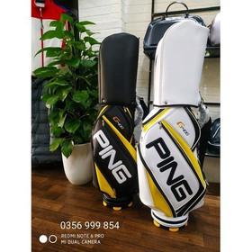 Túi gậy golf Ping chất da PU - Ping golf bag - 42