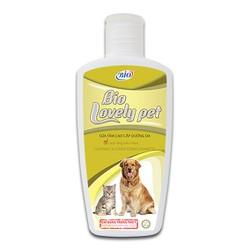 Bio-Lovely Pet 200ml - Siêu mượt lông, khử mùi hôi, tạo hương thơm