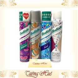 Dầu gội khô Batiste Instant Hair Refresh Dry Shampoo - 200ml