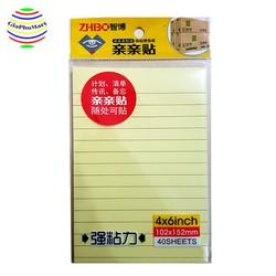Giấy Note - Size 102x152mm - 40 Tờ