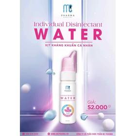 Nước rửa tay khô Pharma 80ml - pharma 80ml