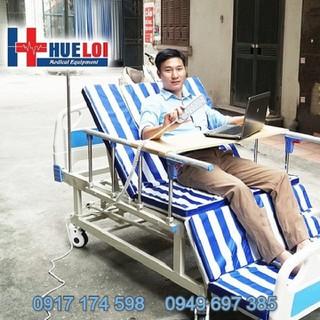 Giường y tế đa năng điều khiển bằng điện cao cấp - Giường y tế bằng điện cao cấp thumbnail