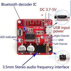 Mạch bluetooth 5.0 nguồn 5v micro USB
