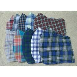 Khẩu Trang Vải Bự Che Tai Chống Bụi
