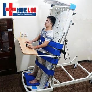 Giường y tế cao cấp có chức năng tập đứng bằng điện - Giường y tế tập đứng bằng điện thumbnail