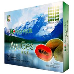 AyuGes hỗ trợ hệ tiêu hóa giảm đầy hơi.