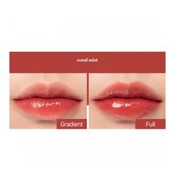 Son Tint Nước Siêu Lì Romand 01 Coral Mist Glasting Water Tint 4g-Olix.vn