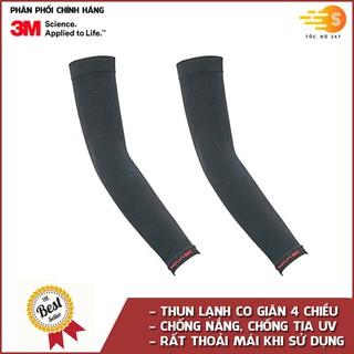 Ống tay thun lạnh co giãn 4 chiều chống nắng và tia UV MMM PS2000 - PS2000-DEN thumbnail