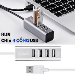 HUB chia USB 4 CỔNG HOCO - 527