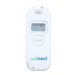 Nhiệt kế hồng ngoại đo trán Wellmed TH02F  - hàng có sẵn