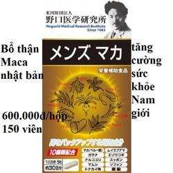 Tăng cường sức khỏe Nam giới của Nhật