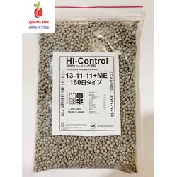 Gói 200g phân tan chậm Nhật Bản Hi-Control 13-11-11 ME tốt cho mọi cây trồng