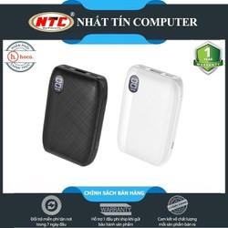 Pin sạc dự phòng Hoco J53 10000mAh màn hình LCD - Hãng phân phối chính thức