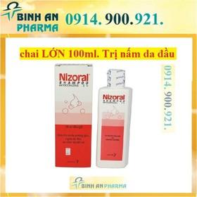 Dầu gội Nizoral 100ml - NIZORAL 100