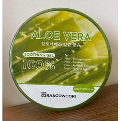 Gel dưỡng da nha đam Aloe vera Ra&gowoori Soothing Gel 300ml
