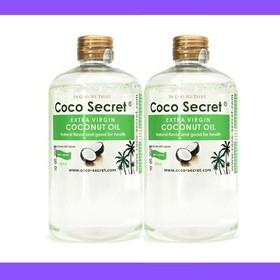 Combo 2 Chai Dầu Dừa Coco Secret 500ml - DD1000