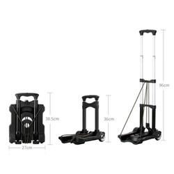 Xe kéo đẩy hàng xếp gọn tiện lợi Trolley Mini - Dominate The Market