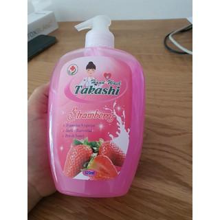 Nước rửa tay Takashi của nhật - nrt 1
