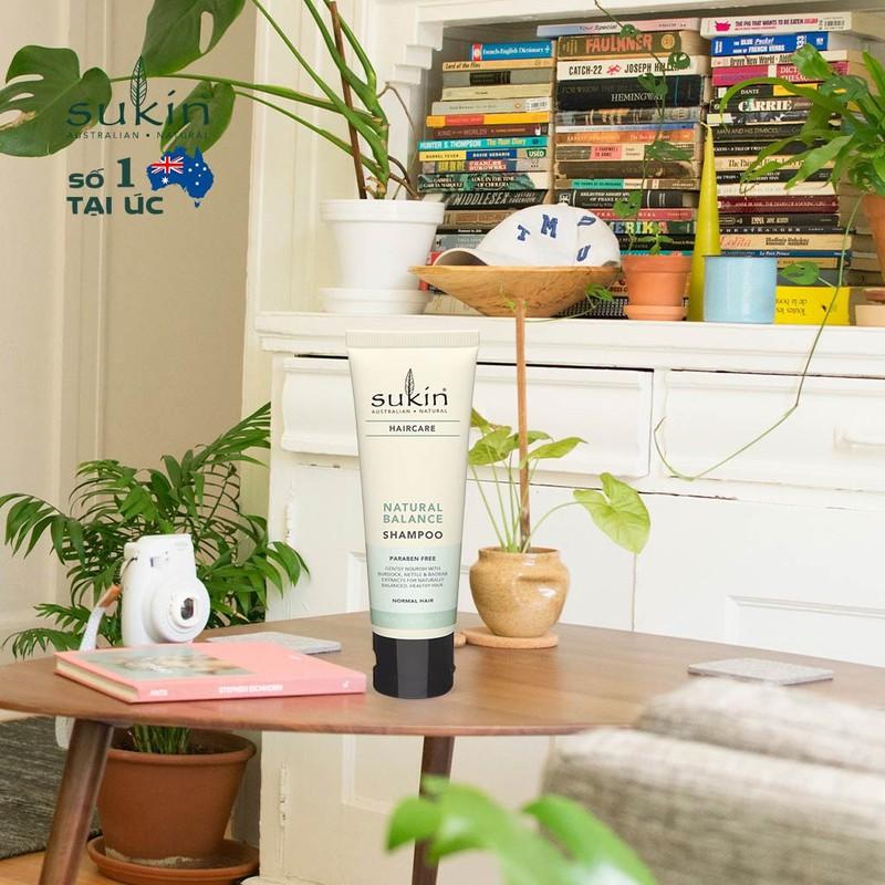 Dầu Gội Cân Bằng Thiên Nhiên Sukin Natural Balance Mini Shampoo 50ml – 9327693007866
