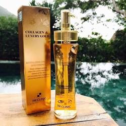 Serum Collagen Luxury Gold 3W