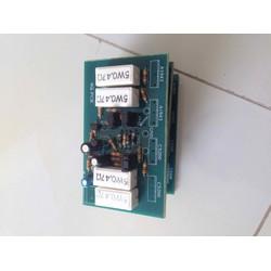 Bo công suất mini siêu nhỏ 350w chạy 4sò C 5200 và A1943 400w