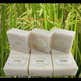 5 xà phòng kích trắng gạo sữa Thái Lan - xb-gao