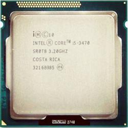 CPU Intel I5 3470 Socket 1155