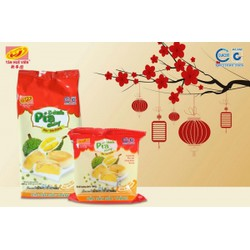 Bánh Pía Chay Đậu Sầu Riêng Nhỏ Tân Hoa Viên
