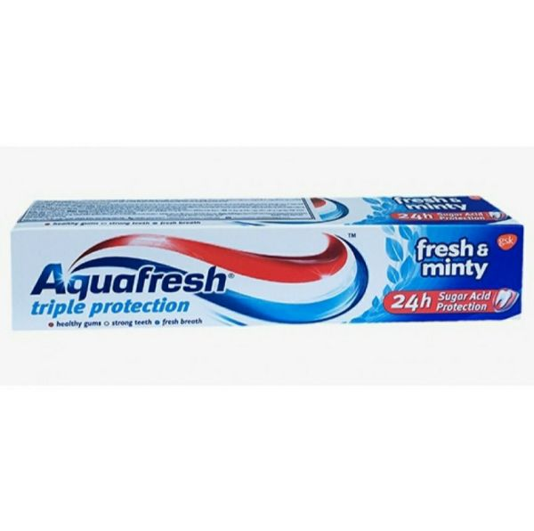 KEM ĐÁNH RĂNG aquafresh
