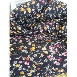 Vải TẰM hoa nhí