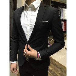 áo vest nam kiểu dáng trẻ trung