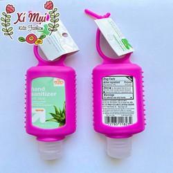 Nước rửa tay dạng gel khô dành cho du lịch Up&Up Hand Sanitizer lô hội và dưỡng ẩm 59.1 ml