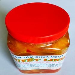 Keo mini 500g mắm tôm chua ngọt Tuyết Linh trộn gỏi đu đủ rất ngon, ăn là ghiền,không ngon xin hoàn tiền