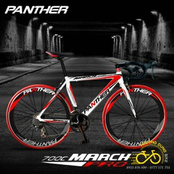 Xe đạp thể thao Panther March Pro - Group Shimano Tourney A070